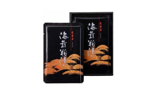 【川原食品】海茸粕漬 10号箱 (うみたけかすづけ)